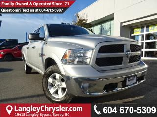 Used 2017 Dodge Ram 1500 SLT *ACCIDENT FREE * DEALER INSPECTED * CERTIFIED * for sale in Surrey, BC