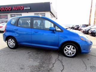 Used 2007 Honda Fit LX Cruise Control Power Windows Locks for sale in Milton, ON