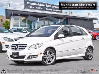 Used 2011 Mercedes-Benz B-Class B200 TURBO |PANORAMIC|BLUETOOTH|91,000KM for sale in Scarborough, ON