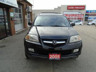 Used 2005 Acura MDX Touring for sale in Scarborough, ON