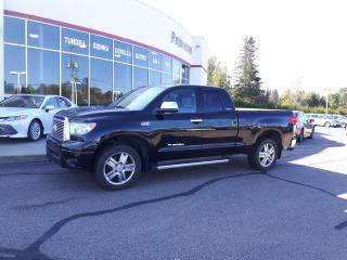 Used 2013 Toyota Tundra Limited  for sale in Ottawa, ON