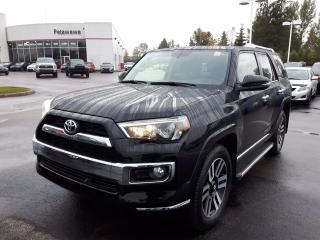 Used 2015 Toyota 4Runner Limited for sale in Ottawa, ON