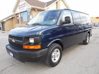 Used 2008 Chevrolet Express 1500 LS 8Passenger Loaded 5.3L V8 ONLY 25,000KMs for sale in Etobicoke, ON