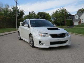 Used 2012 Subaru Impreza WRX STi-S w. LOTS UPGRADES & CERTIFIED for sale in East York, ON