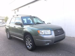 Used 2007 Subaru Forester XS for sale in Scarborough, ON