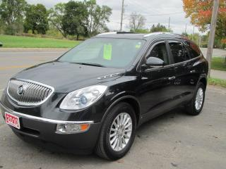 Used 2010 Buick Enclave CXL AWD for sale in Brockville, ON