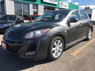 Used 2010 Mazda MAZDA3 GT for sale in Waterloo, ON