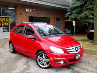 Used 2011 Mercedes-Benz B200 B200 Turbo,Panoramic Roof,One Owner,CERTIFIED for sale in Concord, ON
