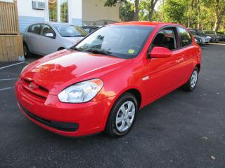 Used 2008 Hyundai Accent GL for sale in Scarborough, ON
