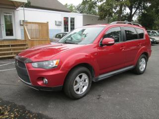 Used 2011 Mitsubishi Outlander LS for sale in Scarborough, ON