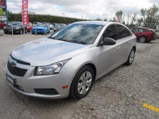Used 2014 Chevrolet Cruze LS / LOCAL ONTARIO CAR for sale in Newmarket, ON
