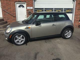 Used 2008 MINI Cooper Base for sale in Bowmanville, ON
