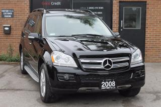 Used 2008 Mercedes-Benz GL-Class GL320 CDI 4Matic *NAVI, REAR CAM, MINT* for sale in Scarborough, ON