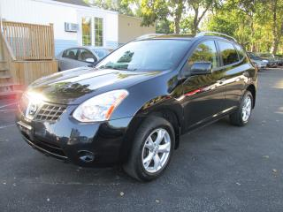 Used 2010 Nissan Rogue SL-ALL WHEEL DRIVE for sale in Scarborough, ON