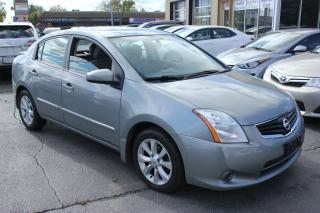 Used 2012 Nissan Sentra 2.0 S Sunroof Alloy Wheels for sale in Brampton, ON