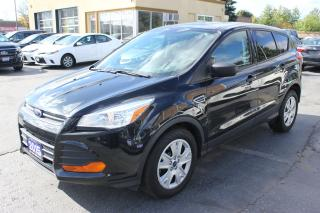 Used 2015 Ford Escape S 2.5 for sale in Brampton, ON
