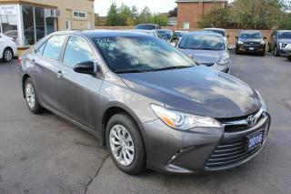 Used 2016 Toyota Corolla LE Backup Cam Heated Seats Bluetooth for sale in Brampton, ON