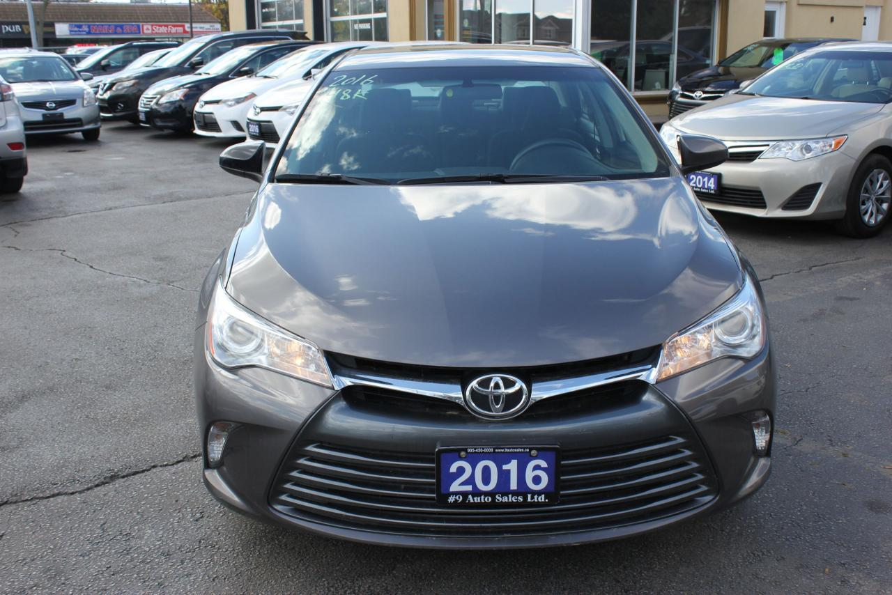 Used 2016 Toyota Camry Le Backup Cam Heated Seats Bluetooth For Sale In Brampton Ontario