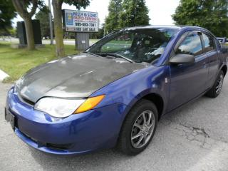 Used 2006 Saturn Ion Certified+FREE 6M WARRANTY for sale in Ajax, ON