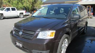 Used 2010 Dodge Caravan SE for sale in Chatsworth, ON
