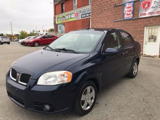 Used 2009 Pontiac G3 Wave - NO ACCIDENT - SAFETY/WARRANTY INCLUDED for sale in Cambridge, ON