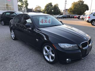 Used 2009 BMW 328xi AWD - NO ACCIDENT - SAFETY & WARRANTY INCLUDED for sale in Cambridge, ON