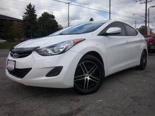 Used 2012 Hyundai Elantra GL for sale in Whitby, ON