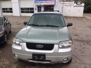 Used 2007 Ford Escape XLT for sale in Beeton, ON