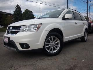 Used 2013 Dodge Journey SXT for sale in Whitby, ON