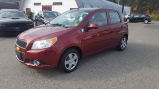 Used 2011 Chevrolet Aveo LT for sale in West Kelowna, BC
