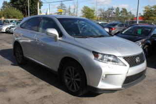 Used 2013 Lexus RX 350 F Sport Loaded Headup Display for sale in Brampton, ON