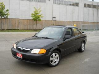 Used 2000 Mazda Protege 4 door, Automatic, only 95000km, Certify, 3 years for sale in North York, ON