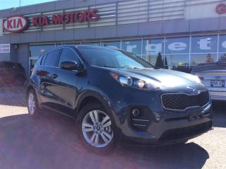 Used 2018 Kia Sportage LX | $150 BI-WEEKLY | DEMO | for sale in Georgetown, ON