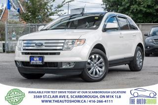 Used 2008 Ford Edge Limited AWD PanoRoof Leather BackupCam for sale in Caledon, ON
