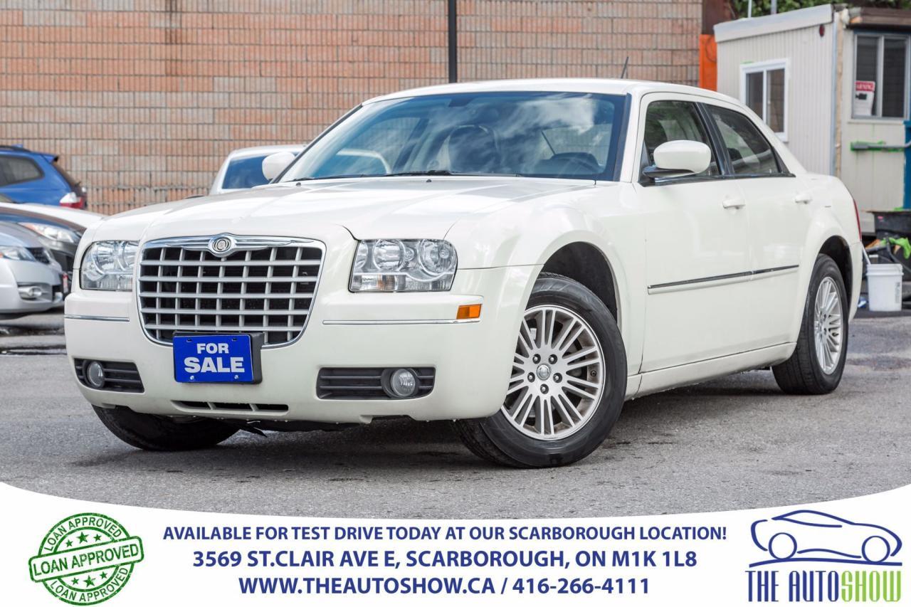 2008 Chrysler 300 3.5L Bluetooth Alloys Fogs