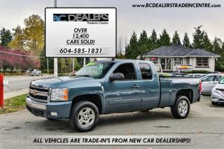 Used 2007 Chevrolet Silverado 1500 LT Extra Cab, Short Box, Power Group, Very Clean! for sale in Surrey, BC