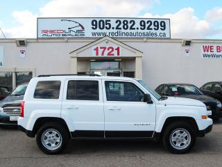 Used 2014 Jeep Patriot North, AWD, WE APPROVE ALL CREDIT for sale in Mississauga, ON