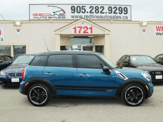 Used 2011 MINI Cooper Countryman S ALL4, AWD, Leather, WE APPROVE ALL CREDIT for sale in Mississauga, ON