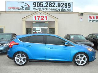 Used 2012 Ford Focus Titanium, NAVI, Sunroof, WE APPROVE ALL CREDIT for sale in Mississauga, ON