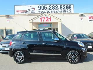 Used 2014 Fiat 500 L Lounge, Leather, Sunroof, WE APPROVE ALL CREDIT for sale in Mississauga, ON