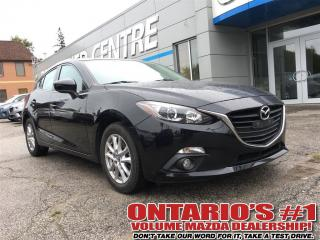 Used 2014 Mazda MAZDA3 GS-SKY/ BLUETOOTH / SUNROOF / LOW KMS!!! for sale in North York, ON