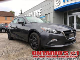 Used 2015 Mazda MAZDA3 GX*AUTO*AIR*WARRANTY-TORONTO for sale in North York, ON
