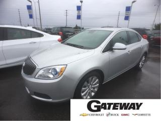 Used 2017 Buick Verano 2.4L|Auto|17 Wheels|Hands-Free Comm|4G LTE|Wifi| for sale in Brampton, ON