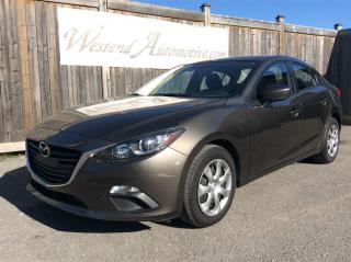 Used 2015 Mazda MAZDA3 GX for sale in Stittsville, ON