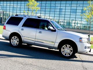 Used 2011 Lincoln Navigator NAVI|DUAL DVD|REARCAM|PWR. RUNNING BOARDS for sale in Scarborough, ON