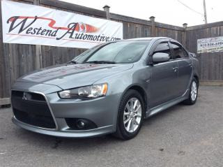 Used 2015 Mitsubishi Lancer GT for sale in Stittsville, ON
