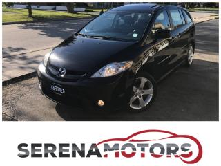 Used 2007 Mazda MAZDA5 GT | SUNROOF | 6 PASS. | NO ACCIDENTS for sale in Mississauga, ON