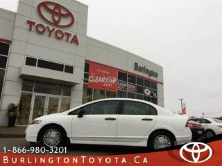 Used 2010 Honda Civic DX-G ONLY 20,000 KM'S for sale in Burlington, ON