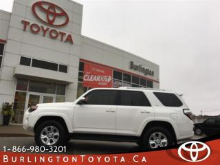 Used 2015 Toyota 4Runner SR5,LOADED for sale in Burlington, ON