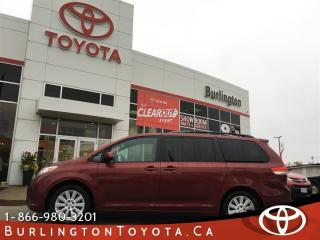 Used 2014 Toyota Sienna XLE LOADED for sale in Burlington, ON